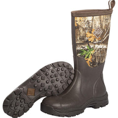 Muck Womens Woody PK Boot Realtree Edge