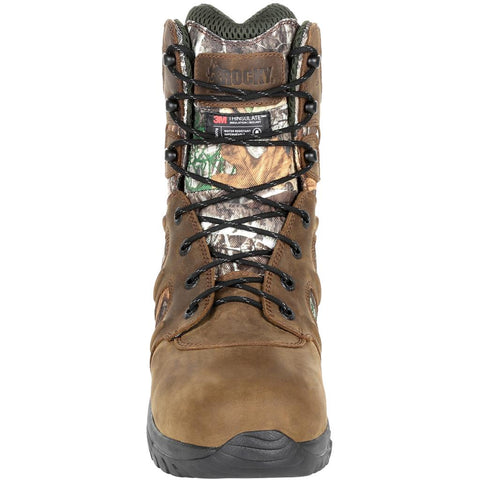 Rocky Deer Stalker Boot Realtree Edge 800g