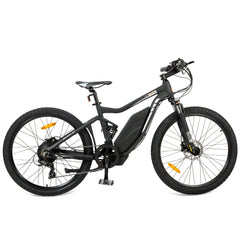 Ecotric Tornado Full Suspension MTB Electric Bike