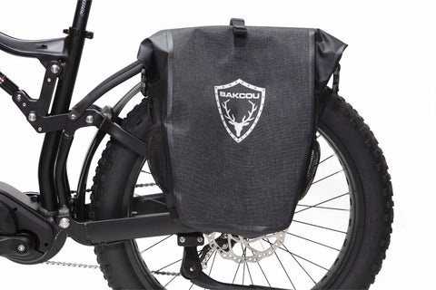 Bakcou Dual Use Backpack/Pannier Bag