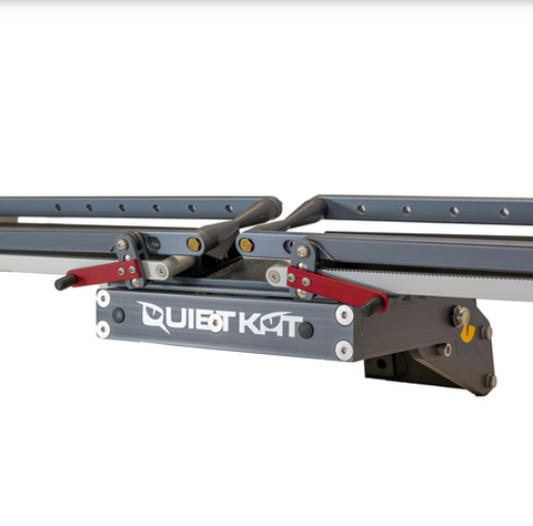 QuietKat  Single Bike Rack With Fat Tire Kit