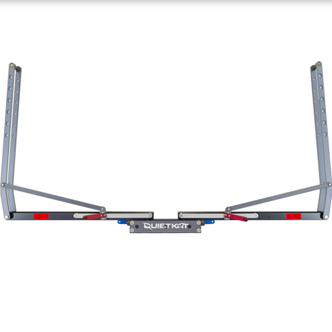 QuietKat  Single Bike Rack Add On With Fat Tire Kit