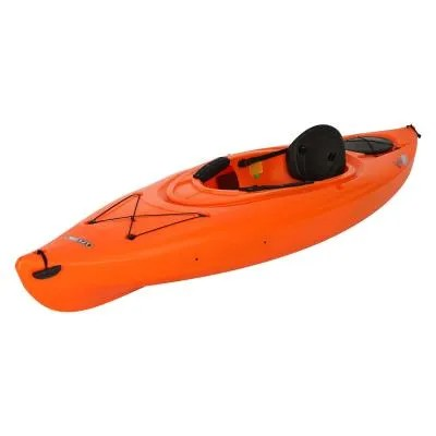 Lifetime Lancer 100 Sit-in Kayak (Paddle Included)