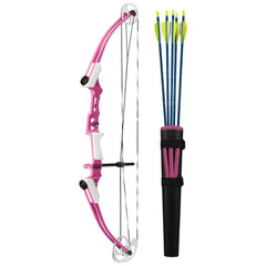 Genesis Mini Bow Set Pink RH