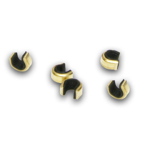 Carbon Express Nock Points Black 14-16 Strand 5 pk.