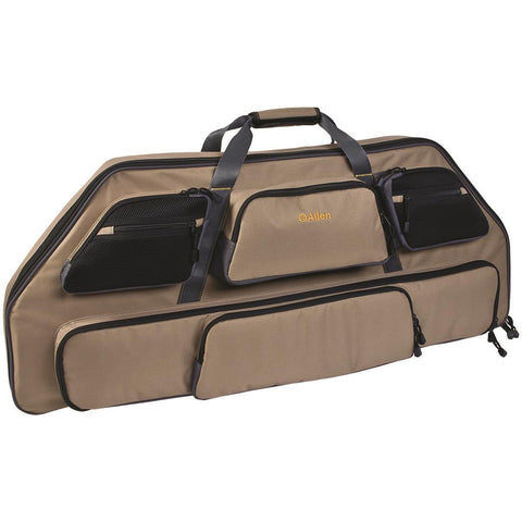 Allen Gear Fit Pro Bow Case Tan/Grey 39 in.