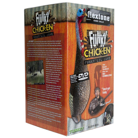 FLEXTONE FUNKY CHICKEN TURKEY DECOY
