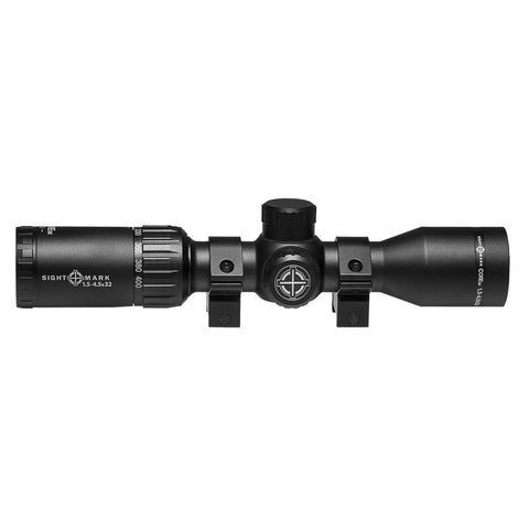 Sightmark Core SX Crossbow Scope 1.5-4.5 x 32