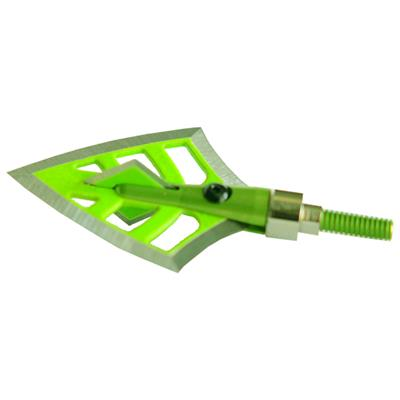 Dirt Nap Gear DRT Broadheads Double Bevel Green 100/125 gr. 3 pk.