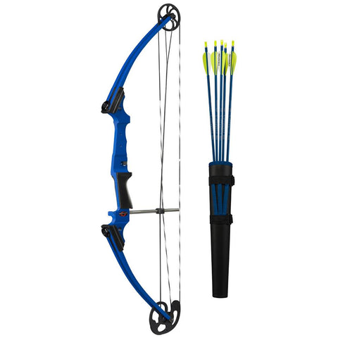 Genesis Bow Set Blue LH