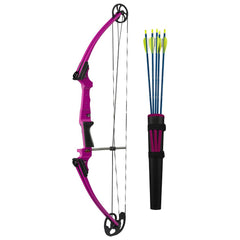 Genesis Bow Set Purple RH