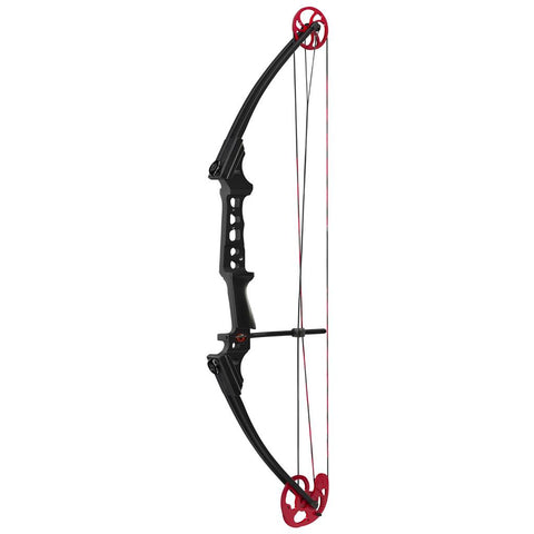 Genesis Pro Bow Black/Red Cam RH