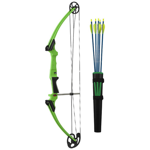 Genesis Bow Set Green RH