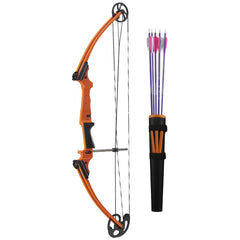 Genesis Bow Set Orange RH
