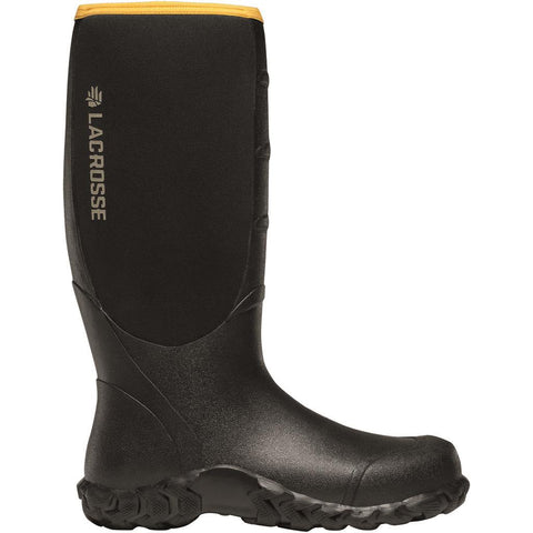LaCrosse Alpha Lite Boot Black 5mm