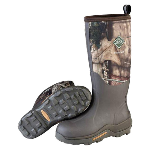 Muck Woody Max Boot Mossy Oak Country