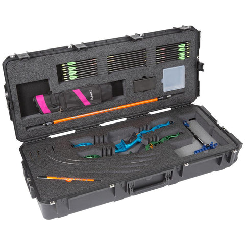 SKB iSeries Double Recurve Case