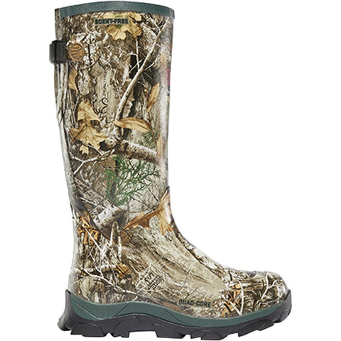 LaCrosse Womens Switchgrass Boot Realtree Edge 800g