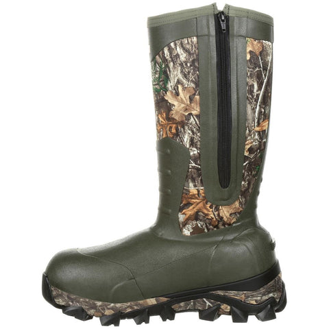 Rocky Claw Rubber Boot Realtree Edge 1200g
