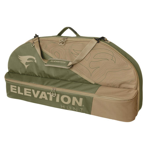 Elevation HUNT V1 TOPO Bow Case Olive/Tan 40 in.
