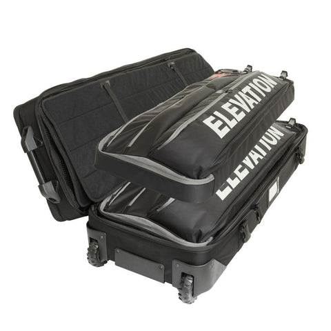 Elevation Jetstream Travel Case Black w/ Talon 44 Bow Case