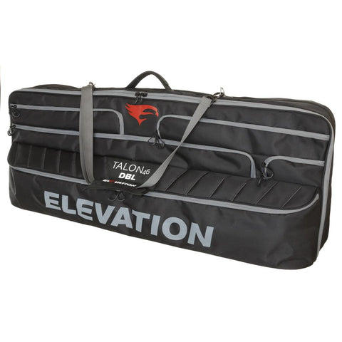 Elevation Talon 46 DBL Double Bow Case Black