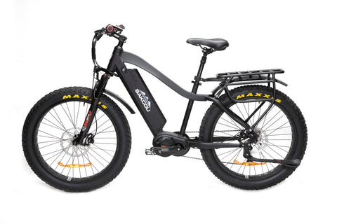 "Bakcou Mule Step-Through (ST) 26"" Tires Electric Hunting Bike"