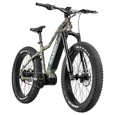 Rambo Prowler Electric Hunting Bike