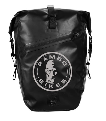 Rambo Black Accessory Waterproof Bag