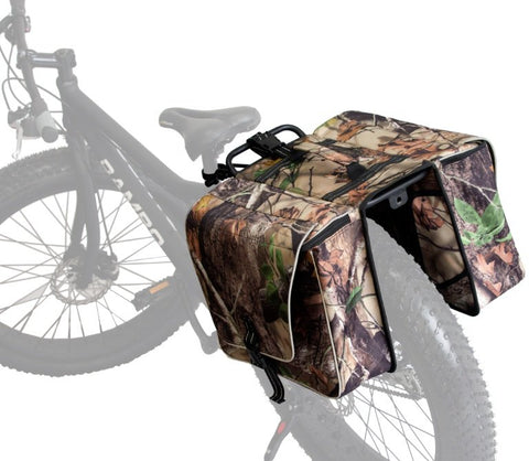 Rambo Double Saddle Accessory Bag