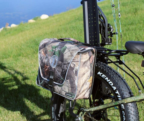 Single Saddle Accessory Bag