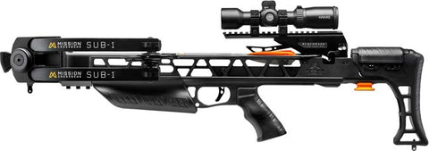 Mission Sub 1 Crossbow Only Black