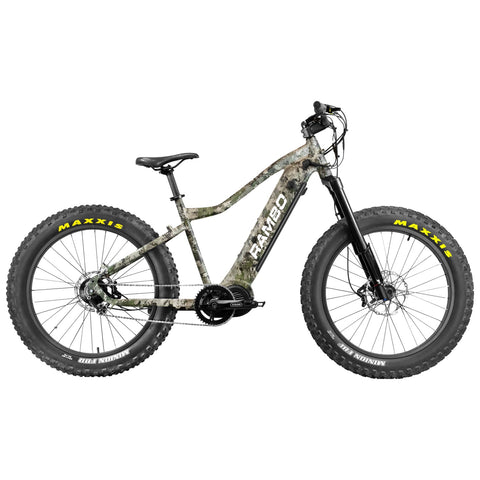 Rambo Venom Electric Hunting Bike
