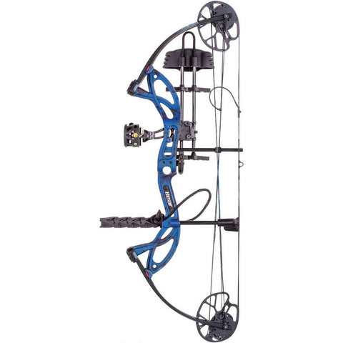 Bear Archery Cruzer G2 RTH Package Realtree AP Blue RH