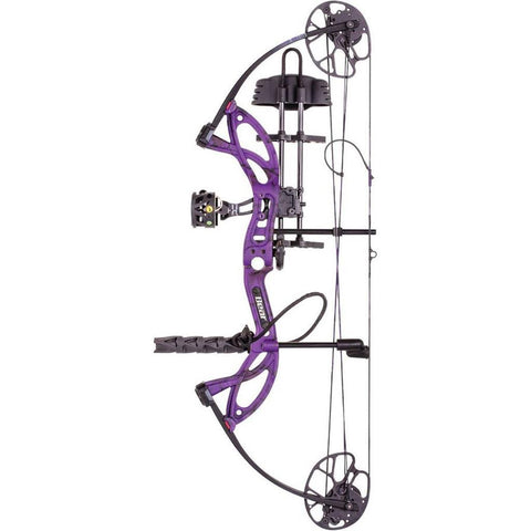 Bear Archery Cruzer G2 RTH Package Realtree AP Purple RH