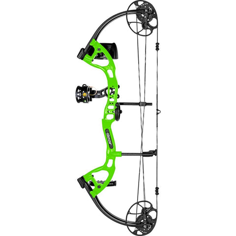 Bear Archery Cruzer Lite RTH Package Flo Green LH