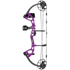 Bear Archery Cruzer Lite RTH Package Flo Purple LH