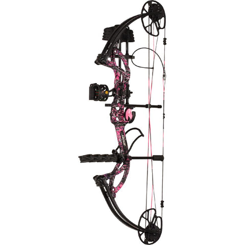Bear Archery Cruzer G2 RTH Bow Package Muddy Girl 5-70 lbs. RH