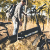 Image of QuietKat 2019 Realtree Front and Rear Fenders Black