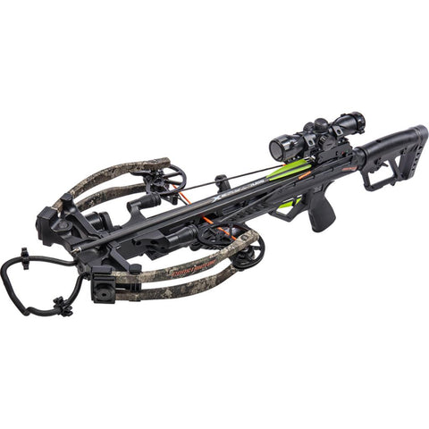 Bear X Constrictor CDX Crossbow Package Veil Stoke