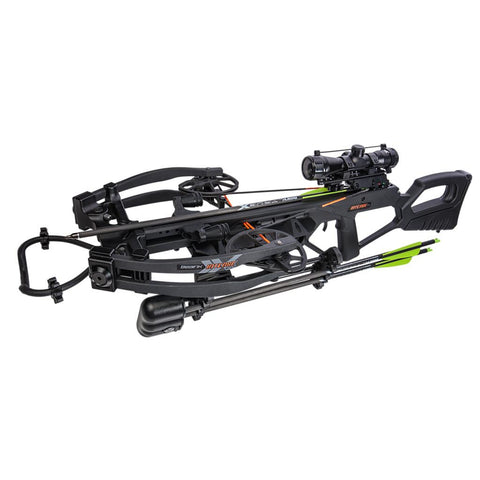 Bear X Intense CD Crossbow Package Black