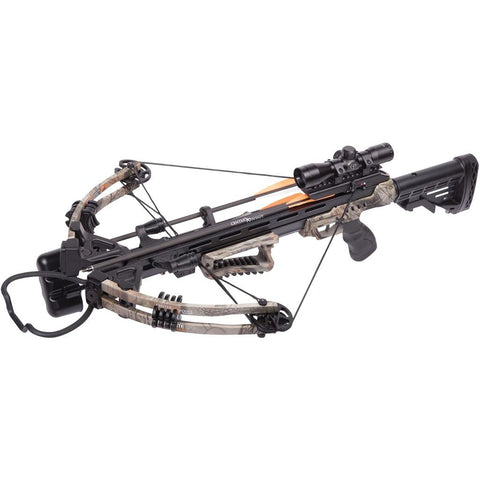 CenterPoint Sniper Elite 370 Crossbow Package