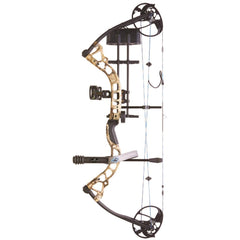 Diamond Infinite Edge Pro Package Mossy Oak Country 13-31in. 70 RH