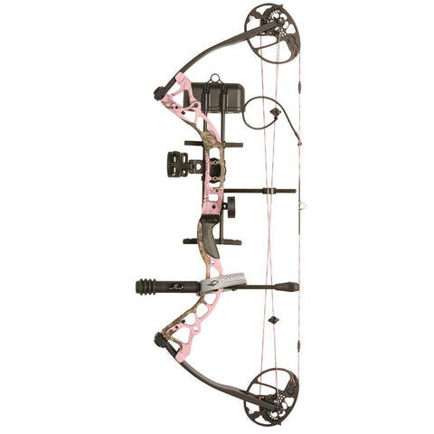 Diamond Infinite Edge Pro Package Pink 13-31in. 70lb LH