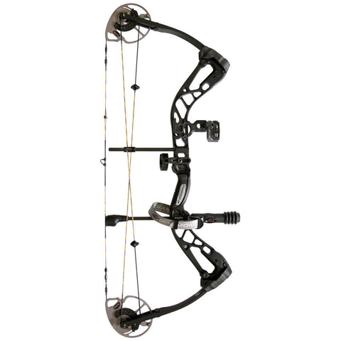 Diamond Edge SB-1 Bow Package Black 70 lb. RH