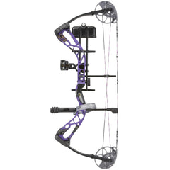 Diamond Edge SB-1 Bow Package Purple Blaze 70 lb. RH