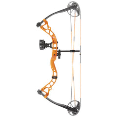 Diamond Atomic Bow Package Orange 12-24 in. 29 lb. RH