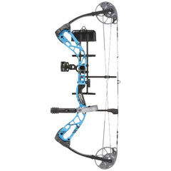 Diamond Edge SB-1 Bow Package Electric Blue Blaze 70 lb. LH