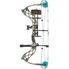 Diamond Carbon Knockout RAK Bow Package Mossy Oak Country 50 lb. RH