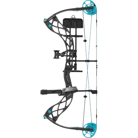 Diamond Carbon Knockout RAK Bow Package Carbon Fiber 40 lb. RH